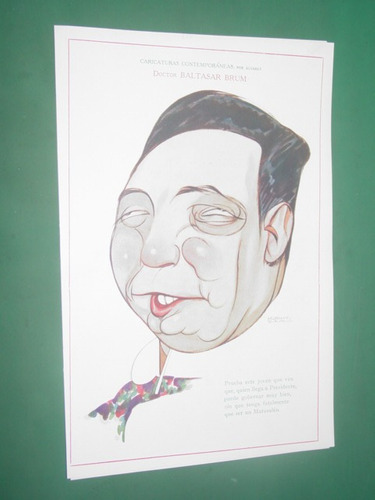 baltasar brum ilustracion dibujos alvarez clipping papel