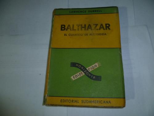 balthazar - el cuarteto de alejandria