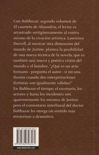 balthazar lawrence durrell cuarteto de alejandria nuevo