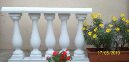 balustres 60cm columnitas barandas balcon,cemento,pasamano