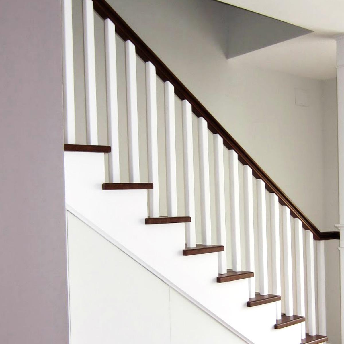 balustres madera pino columnas pasamanos barandas escaleras