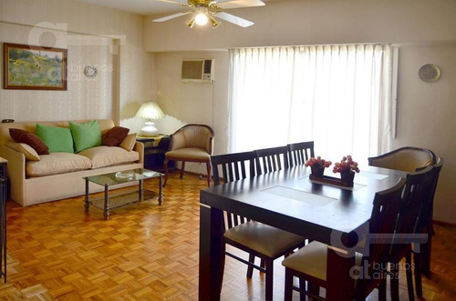 balvanera. departamento 2 ambientes con balcón corrido. alquiler temporario sin garantías.