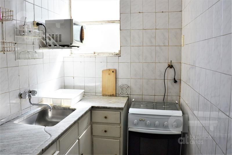 balvanera. departamento 3 ambientes. alquiler temporario sin garantías.