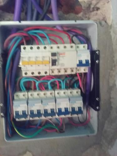 balvanera electricista matriculado  experiencias urg 24 hs