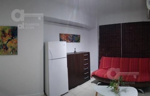 balvanera. moderno loft con amenities. alquiler temporario sin garantías.