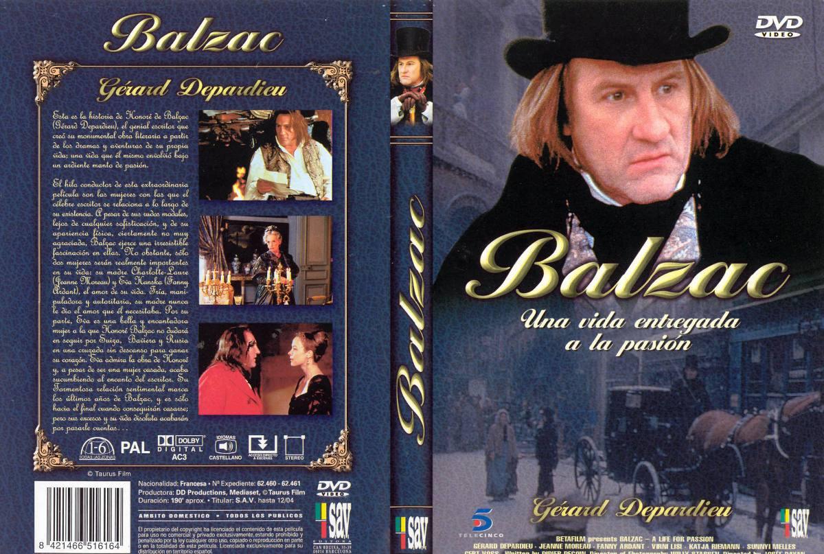 Balzac Completa Espa&ntildeol Disponible