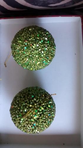 bambalinas navidad set de 2,4, 10, 15 diferentes tamaños.