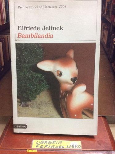 bambilandia - elfriede jelinek