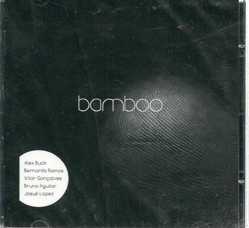 bamboo - bamboo  cd   novo,original,lacrado