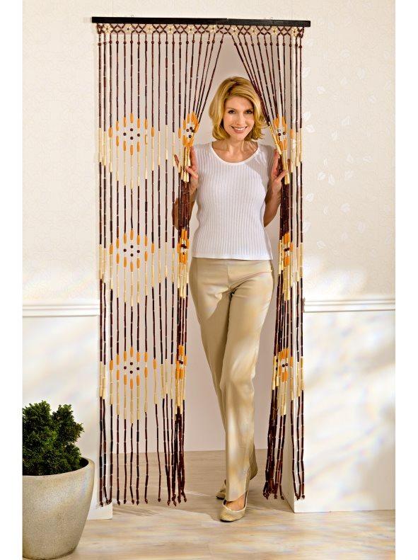 bamboo cortina rustica de madera muebler a en l nea