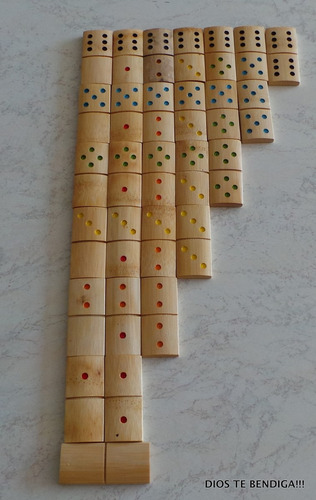 bambu 100% domino imaginarium