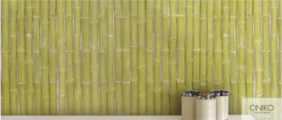 Bamb decorativo muros fachadas recubrimientos en mercado libre - Recubrimiento para fachadas ...