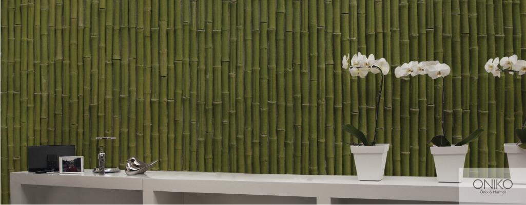 Bamb decorativo muros fachadas recubrimientos en mercado libre - Recubrimientos de fachadas ...