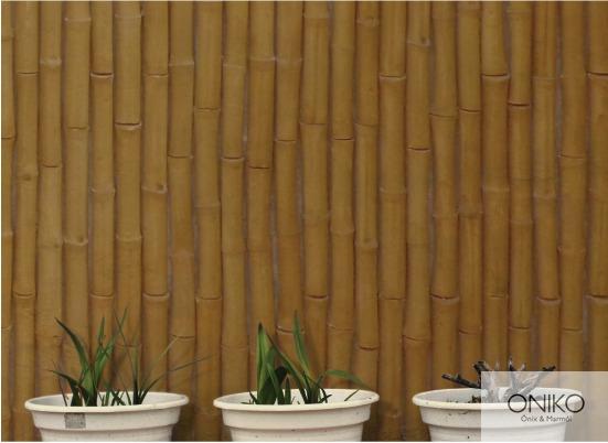 Bamb decorativo muros fachadas recubrimientos 445 - Recubrimientos para fachadas ...