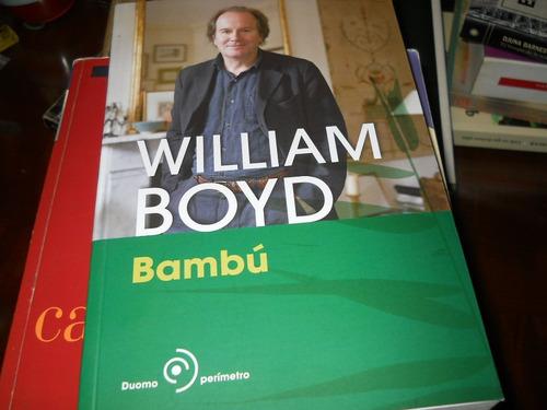 bambú william boyd