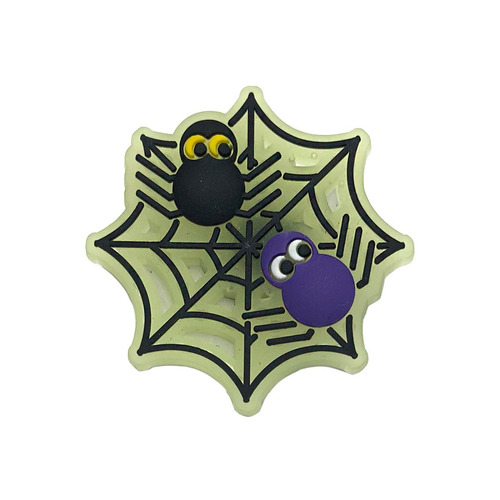 bamits bamers spiders glow in the dark otros