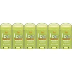 Ban Antitranspirante Desodorante Solido Invisible Dulce Simp