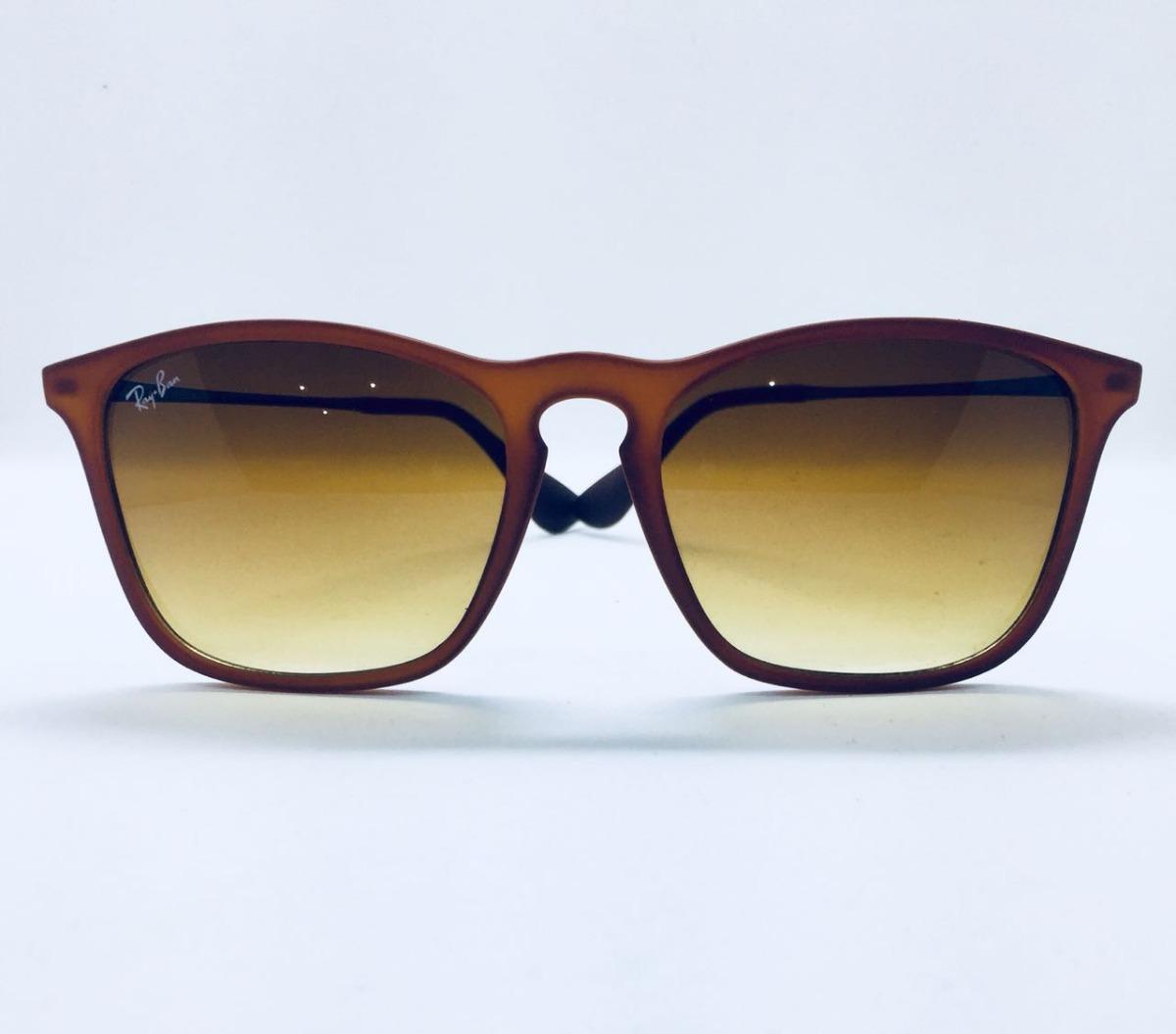 026745ecec7e1 Óculos Ray Ban Chris Rb 4187 Original Várias Cores - R  277,00 em Mercado  Livre