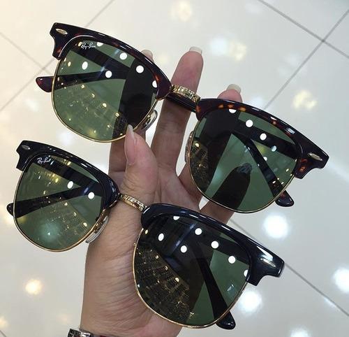 ban clubmaster óculos ray