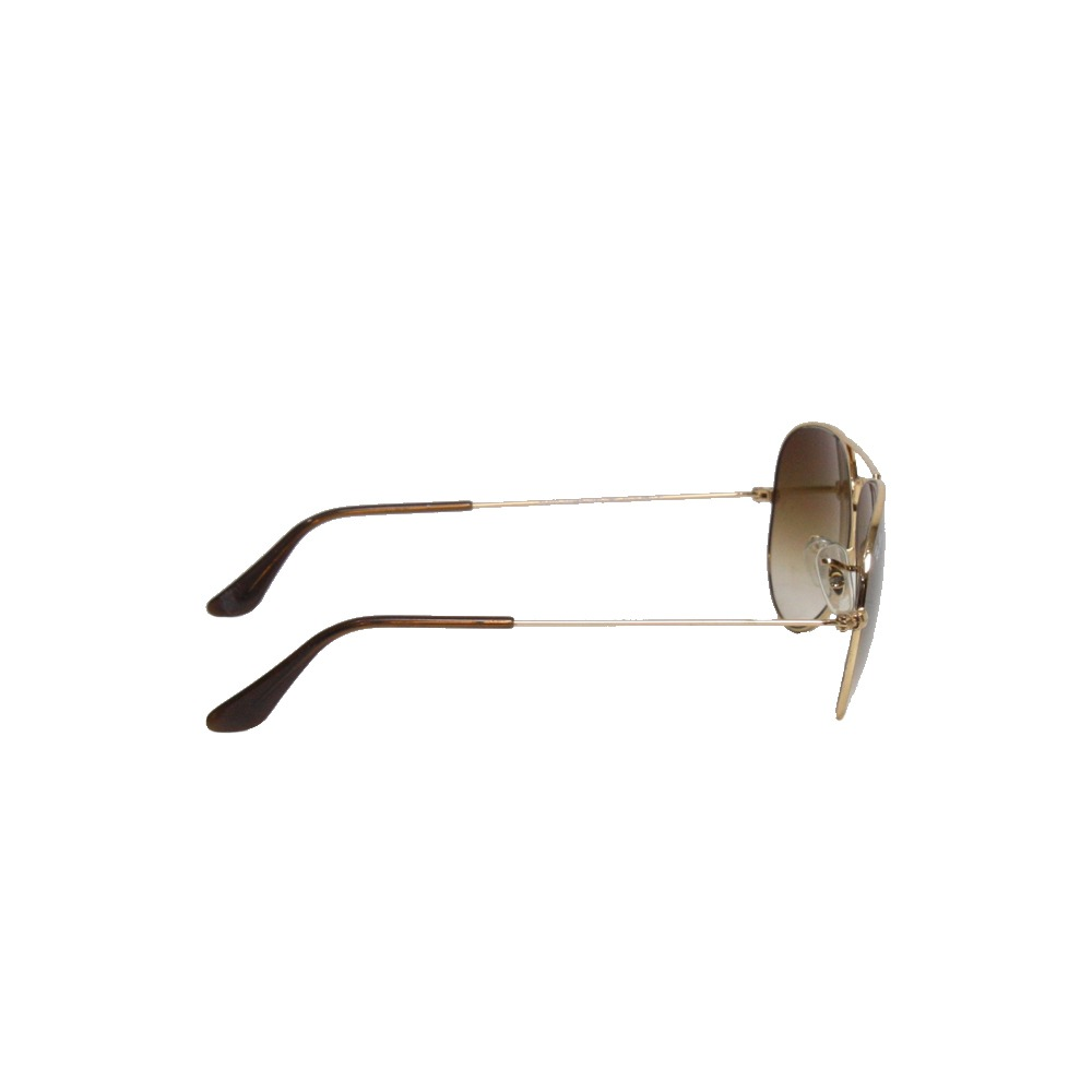 a2d9c96b6e6c8 Óculos Ray Ban Aviador Dourado P Ray Ban - R  178,80 em Mercado Livre
