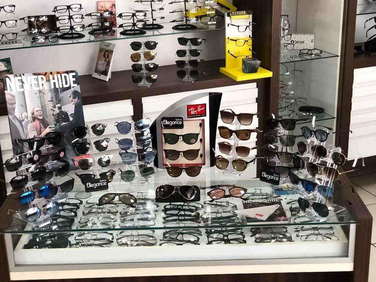 Óculos Ray- Ban Round Metal Rb3447 001 - Lente G15 - R  497,00 em ... 7030d040cf