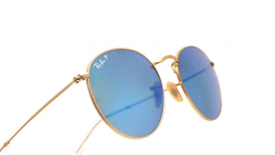 Oculos Ray Ban Round Rb3447 112 4l Original Pronta Entrega - R  662 ... 7de4213361