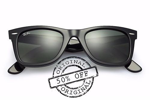 ban wayfarer oculos ray