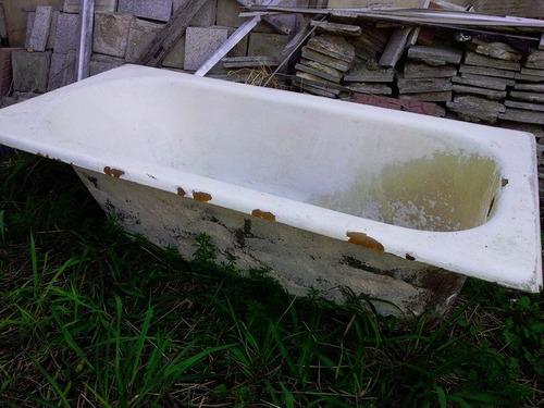 bañadera enlozada antigua/bañera usada/pileta enlozada