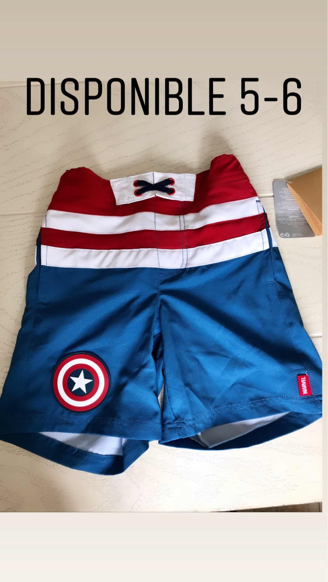 Store Capitán Bañador América Capitán Disney América Bañador Disney 76byYfIgv