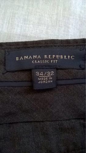 banana republic pantalón