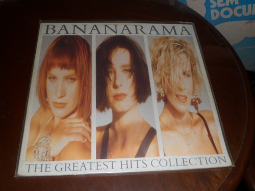 bananarama - importado - the greatest hits