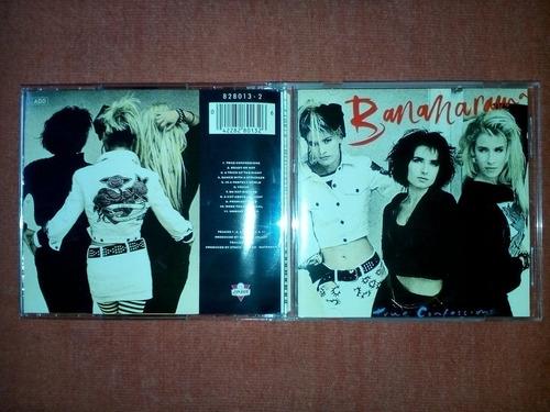 bananarama - true confessions cd aleman ed 1986 mdisk