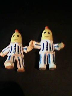 bananas de pijamas - b1 e b2 - raridade - dupla da tv