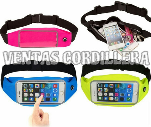 banano impermeable running touch iphone 6,s7,z5,p9,note