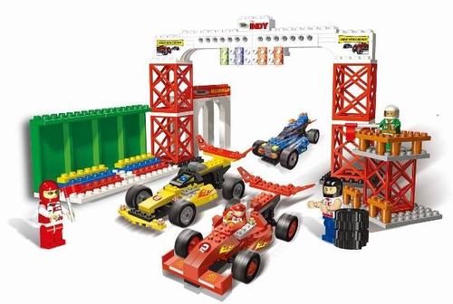banbao 8775 champion racer friccion set