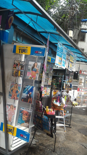 banca de jornais e revistas