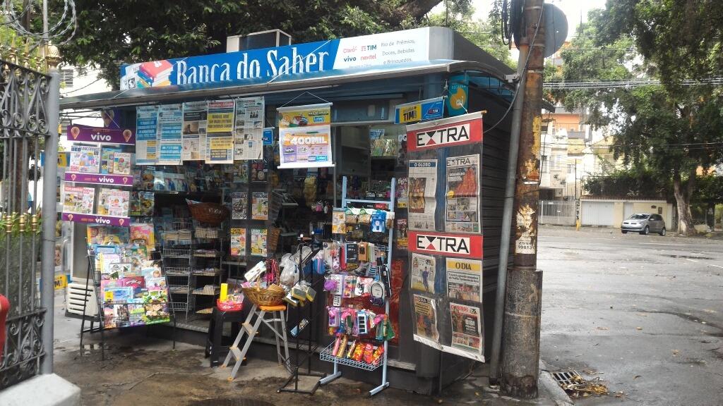 Banca De Jornais E Revistas R 4500000 Em Mercado Livre