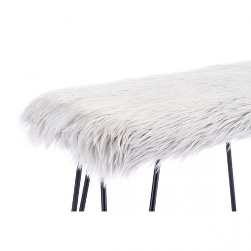 banca modelo gilin gray - gris këssa muebles