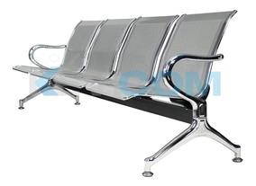 Sillas Para Sala De Espera Precios.Banca Tandem 4 Plazas Hospital Sala De Espera Consultorio