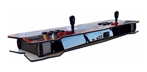 bancada arcade essa é  desmontavel top d linha ps4  ps3 e pc