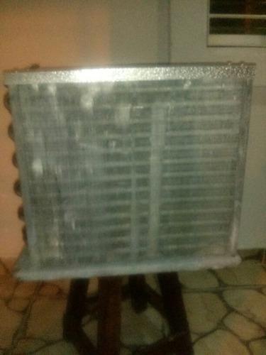 bancada. con motor ventilador,  y radiator para 1 hp