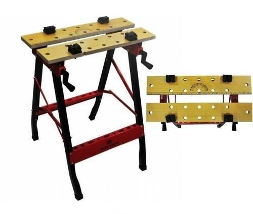 bancada de trabalho dobrável portátil lee tools 684637