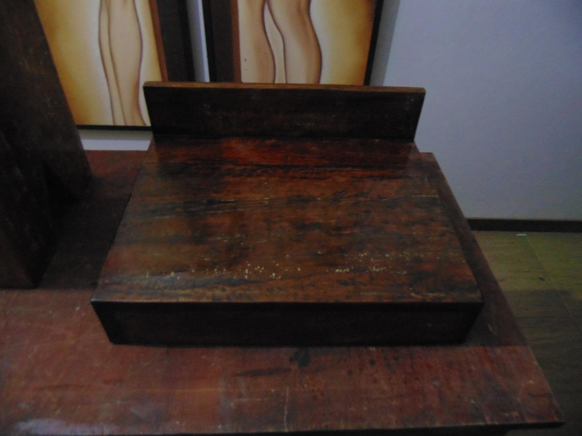Bancada Lavabo Em Madeira De Demolição Banheiro Cuba R$ 189 90 em  #5F3D2E 1200x900 Bancada Banheiro Com Cuba