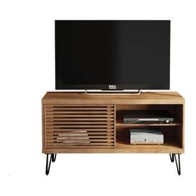 Bancada Para Tv Até 50 Polegadas Frizz Buriti - Líder Design