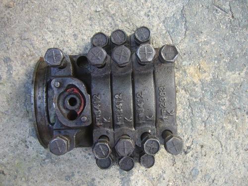 bancadas cigueñal motor 350 chevrolet doble tornillo