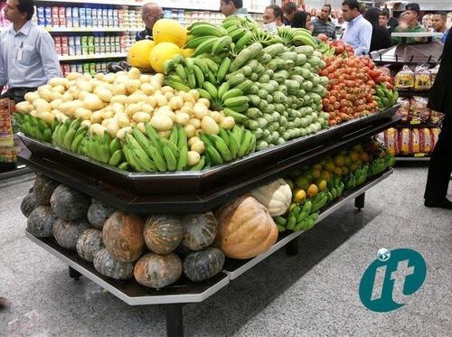 bancas verduras ..de horteflut.supermercados instagram..fons