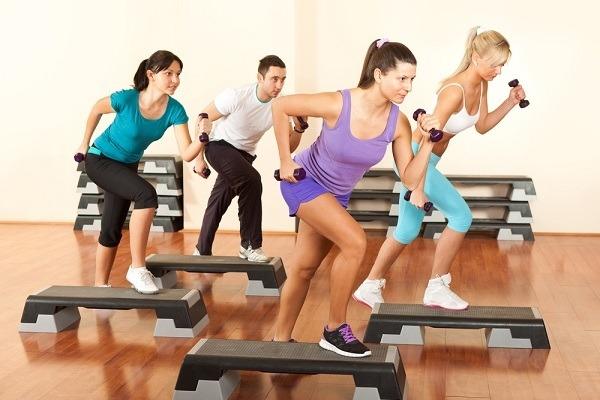 Banco Aerobics Step Gym, Ejercicio Fitness - $ 849.00 en ...