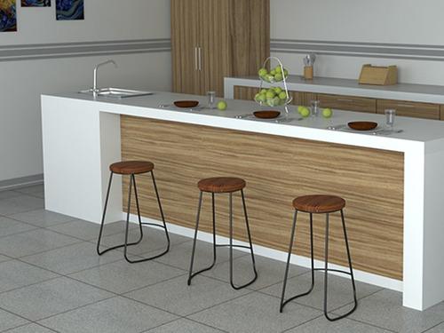 banco baccarat asiento de madera en pino marca durex