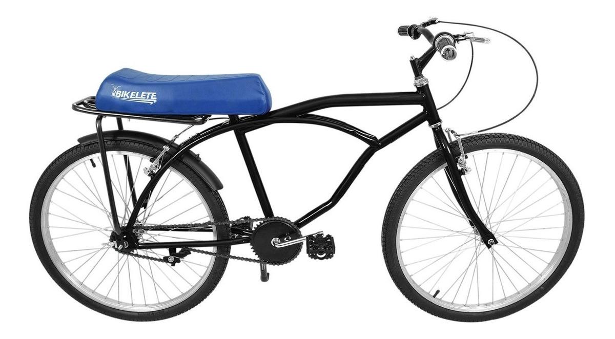 Banco Banana De Mobilete Selim Para Bicicleta Com Suporte R 79