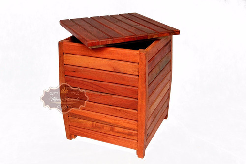 banco bau em madeira de demoliçãomóveis de minaslançamento